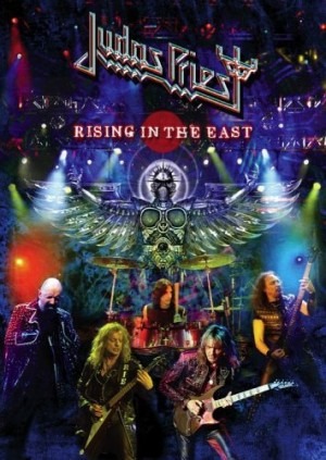 """""""Rising In The East"""" by Judas Priest"""