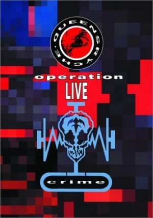 """""""Operation: Live Crime"""" (DVD) by Queensryche"""