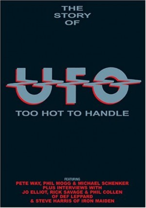 """Too Hot To Handle (1969-1993)"" by UFO"