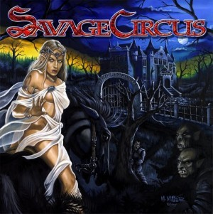 """Dreamland Manor"" by Savage Circus"