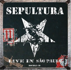"""""""Live In Sao Paulo"""" by Sepultura"""
