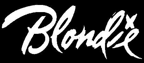 Logo - Blondie