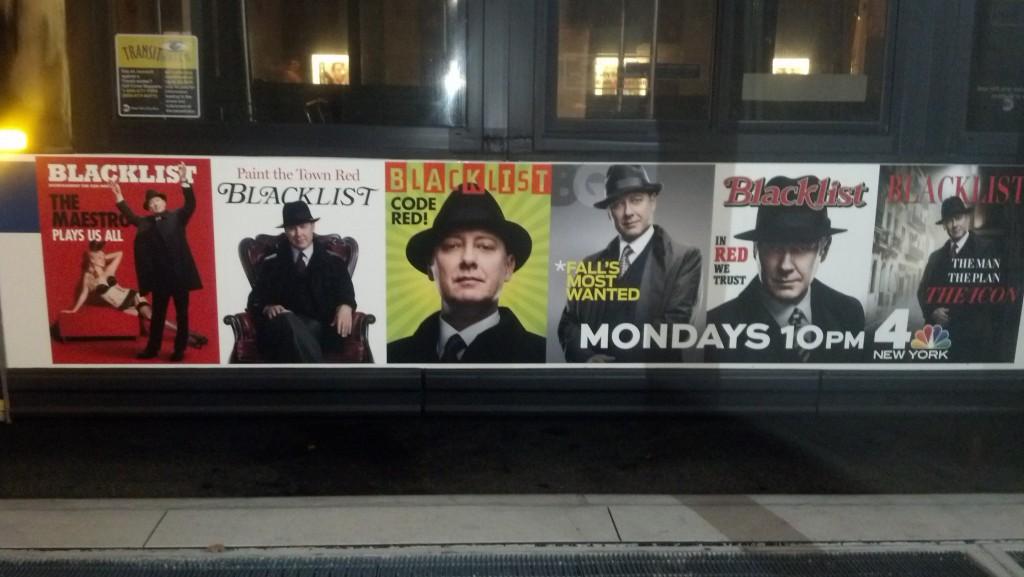 Promo - The Blacklist - 2014