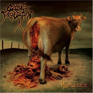 """""""Humanure"""" by Cattle Decapitation"""