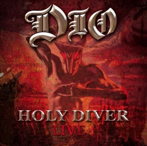"""""""Holy Diver Live"""" by Dio"""