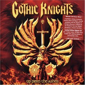 """""""Up From The Ashes"""" by Gothic Knights"""