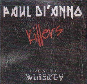 """""""Live At The Whiskey"""" by Paul Di'Anno"""