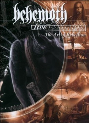 """The Art of Rebellion: Live"" by Behemoth"