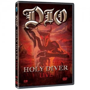 """""""Holy Diver Live"""" (DVD) by Dio"""