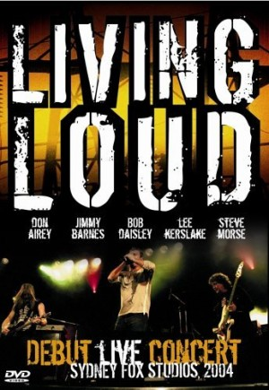 """""""Live Debut Concert"""" by Living Loud"""