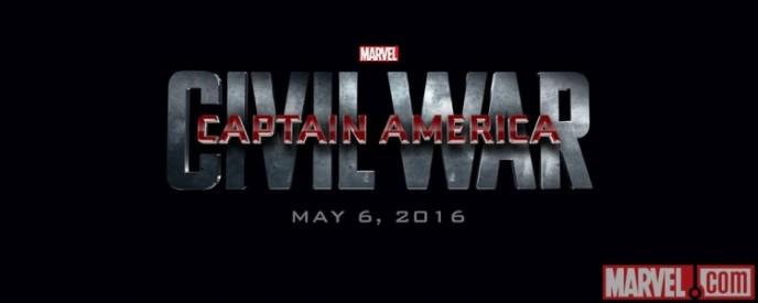 Logo - Captain America Civil War - 2016