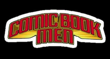 Logo - Comic Book Men