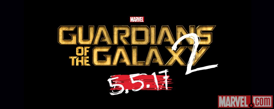 Logo - Guardians Of The Galaxy 2 - 2017