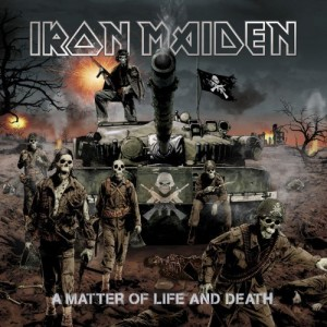"""A Matter Of Life And Death"" by Iron Maiden"