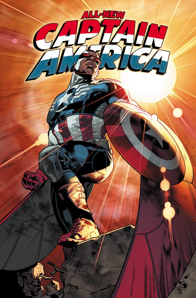 Comic - All New Captain America 1- 2014
