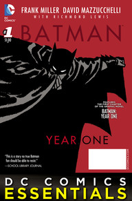 Comic - Batman Year One - 1