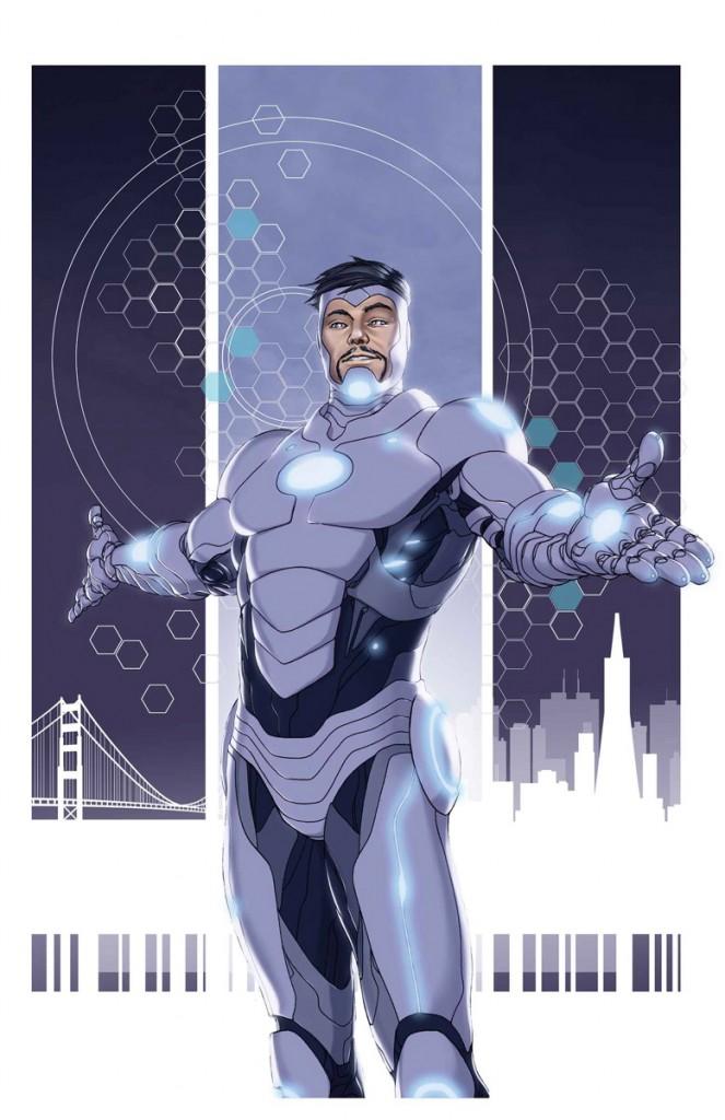 Comic - Superior Iron Man 1 - 2014