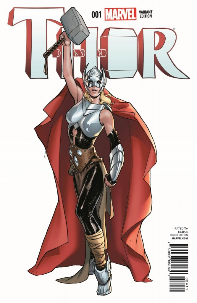 Comic - Thor 1 - 2014