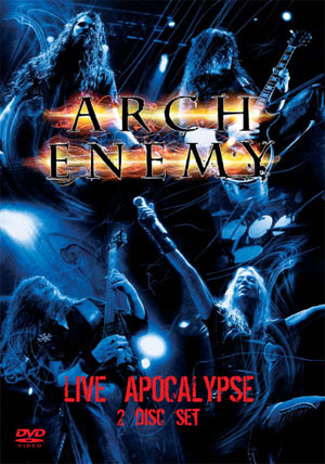 """Live Apocalypse"" by Arch Enemy"