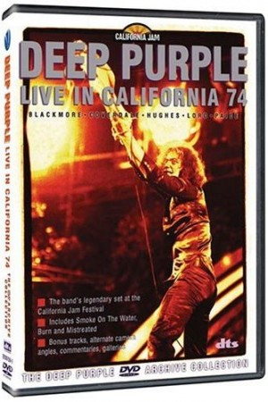 """""""Live In California 74"""" by Deep Purple"""