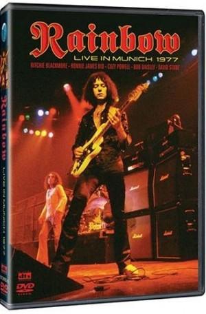 """""""Live In Munich 1977"""" (DVD) by Rainbow"""