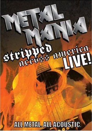 """""""Metal Mania: Stripped Across America"""" by Various Artists"""