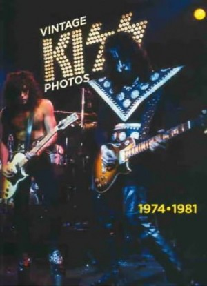 """Vintage KISS Photos: 1974-1981"" by Marc Scallatino"
