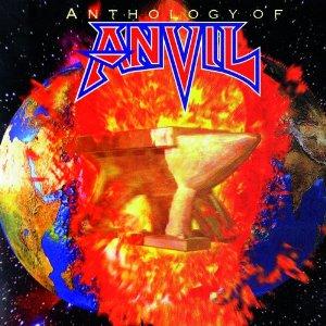 """Anthology Of Anvil"" (remaster) by Anvil"