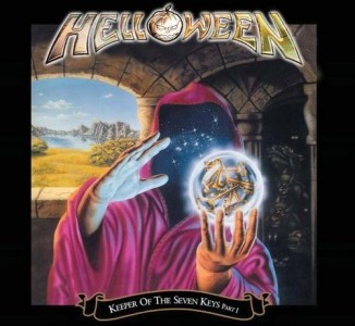 """Keeper Of The Seven Keys Part 1"" (remaster) by Helloween"