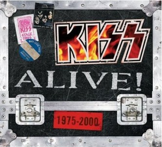"""Alive! 1975-2000"" by KISS"