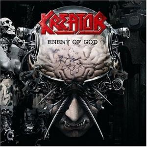 """Enemy Of God"" by Kreator"