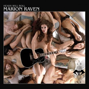 """""""Heads Will Roll"""" (EP) by Marion Raven"""