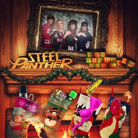 """The Stocking Song"" by Steel Panther"