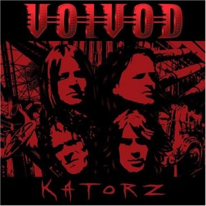 """""""Katorz"""" (re-release) by Voivod"""