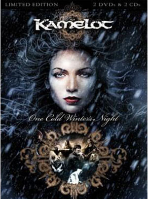 """One Cold Winter's Night"" (DVD) by Kamelot"
