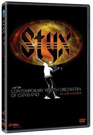 """One With Everything"" (DVD) by Styx"