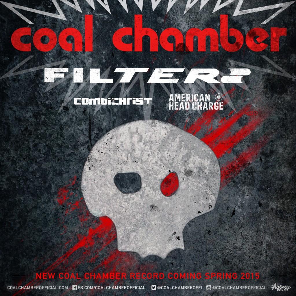 Tour - Coal Chamber - 2015