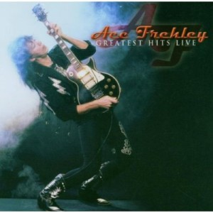 """""""Greatest Hits Live"""" by Ace Frehley"""
