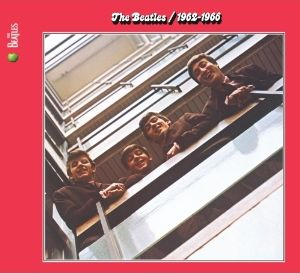 """The Red Album"" (remaster) by The Beatles"