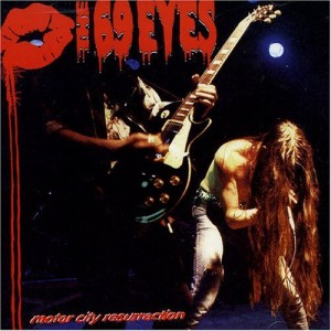 """""""Motor City Resurrection"""" (remaster) by The 69 Eyes"""