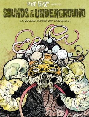 """Sounds Of The Underground"" – Hot Topic Limited Edition by Various Artists"
