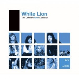 """The Definitive Rock Collection"" by White Lion"