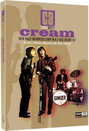 """""""Classic Artists"""" by Cream"""
