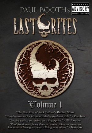 """Paul Booth's Last Rites"" Vol. 1 by Paul Booth Films"