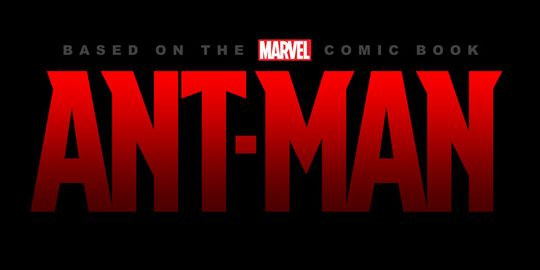 Logo - Ant-Man