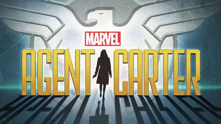 Logo - Marvels Agent Carter - S1