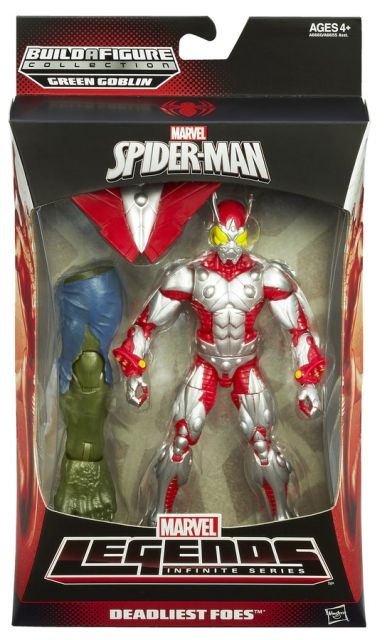 SPIDER-MAN INFINITE LEGENDS BEETLE In Pack A6660