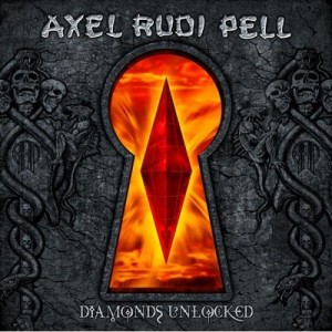 """Diamonds Unlocked"" by Axel Rudi Pell"