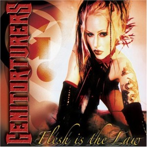 """""""Flesh Is The Law"""" by The Genitorturers"""