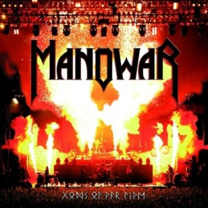 """Gods Of War Live"" by Manowar"